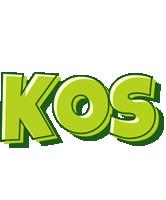 Kos summer logo