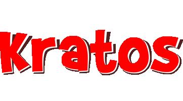 Kratos basket logo