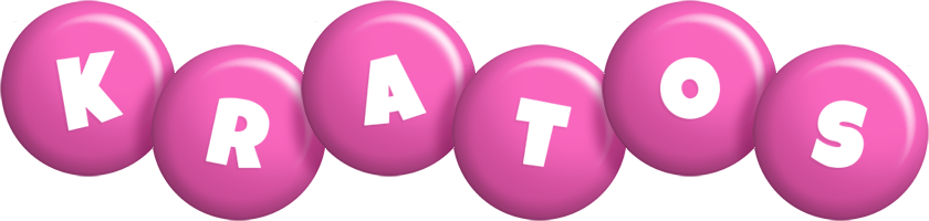 Kratos candy-pink logo