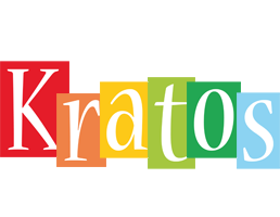Kratos colors logo