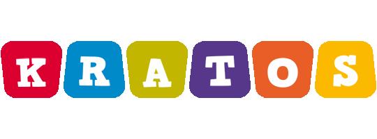 Kratos daycare logo