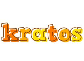 Kratos desert logo
