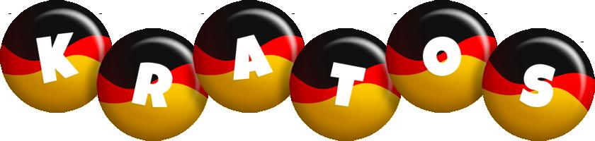 Kratos german logo