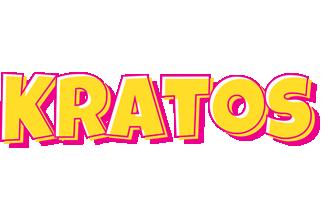 Kratos kaboom logo