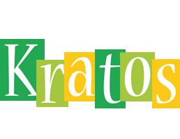 Kratos lemonade logo