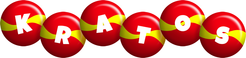 Kratos spain logo