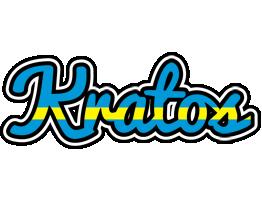 Kratos sweden logo
