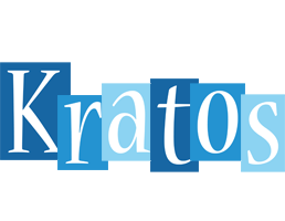 Kratos winter logo