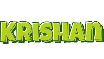 Krishan summer logo