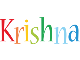 Krishna birthday logo