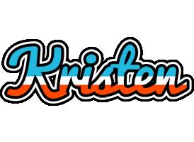 Kristen america logo