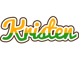 Kristen banana logo