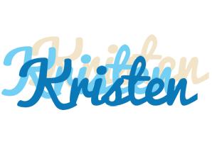 Kristen breeze logo