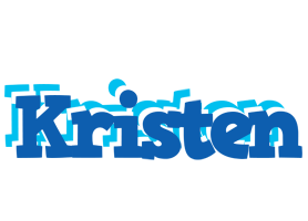 Kristen business logo