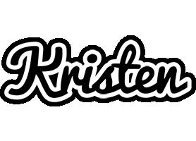 Kristen chess logo