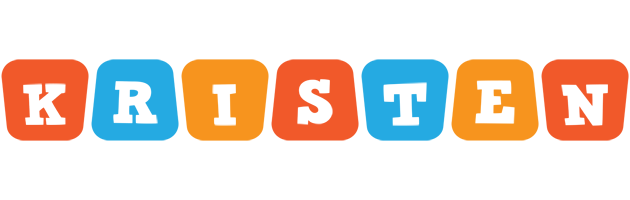 Kristen comics logo