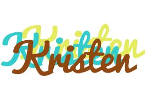 Kristen cupcake logo