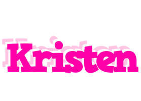 Kristen dancing logo