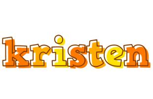 Kristen desert logo