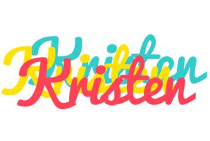 Kristen disco logo