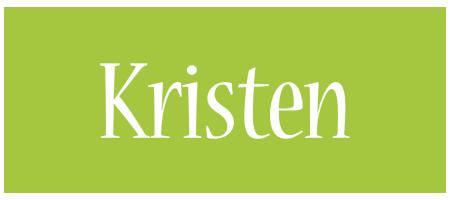Kristen family logo
