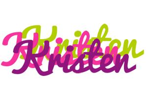 Kristen flowers logo