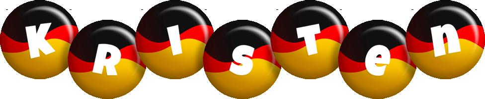 Kristen german logo