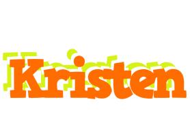 Kristen healthy logo