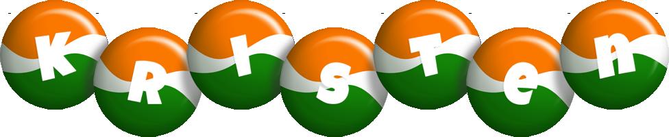 Kristen india logo