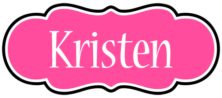 Kristen invitation logo