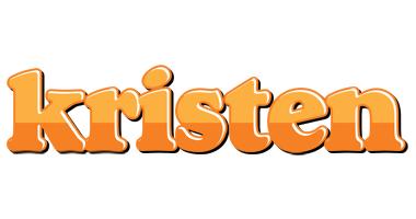 Kristen orange logo