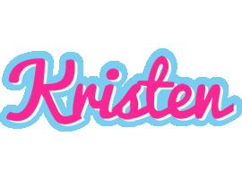 Kristen popstar logo