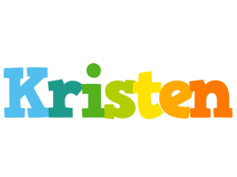 Kristen rainbows logo