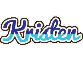 Kristen raining logo