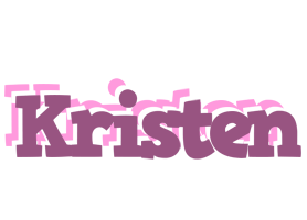 Kristen relaxing logo