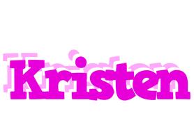 Kristen rumba logo