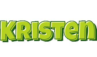 Kristen summer logo