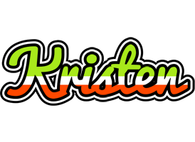 Kristen superfun logo
