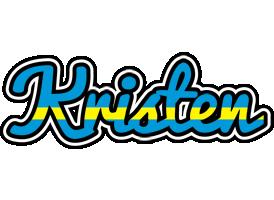 Kristen sweden logo