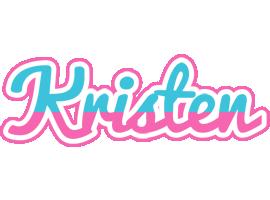 Kristen woman logo