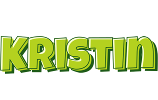 Kristin summer logo