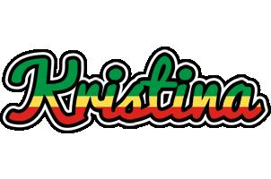 Kristina african logo