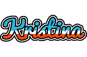 Kristina america logo