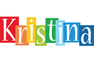 Kristina colors logo