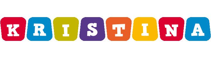 Kristina daycare logo