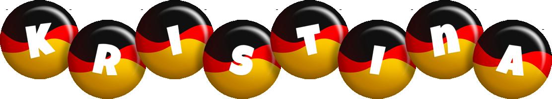 Kristina german logo