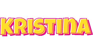 Kristina kaboom logo