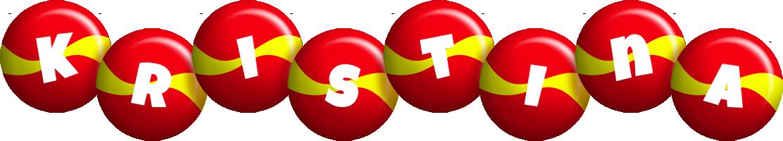 Kristina spain logo