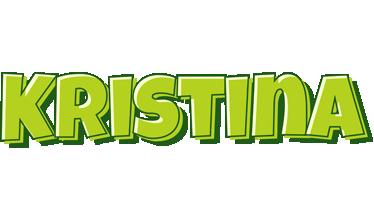 Kristina summer logo