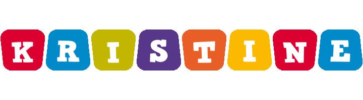 Kristine daycare logo